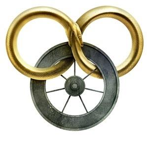 Snake wheel