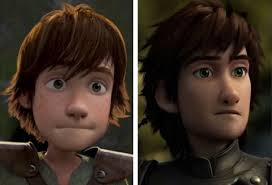 Hiccup, Young and 'Old'