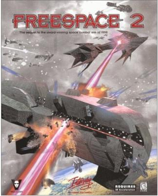 The best space dogfighting game ever?