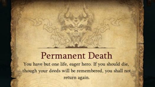 permadeath