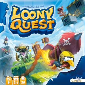 Loony Quest 1