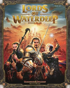 Lords of Waterdeep 1