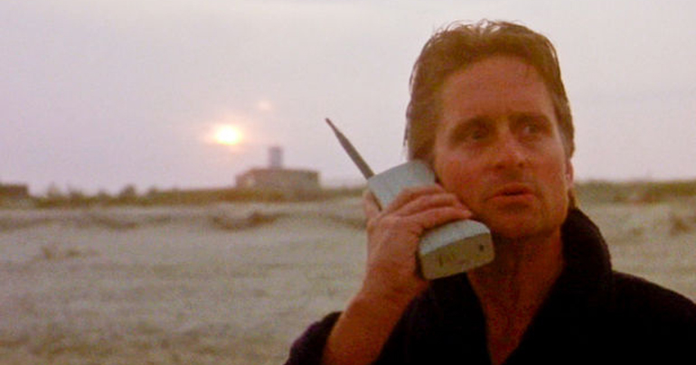 Michael-Douglas-with-cell-phone