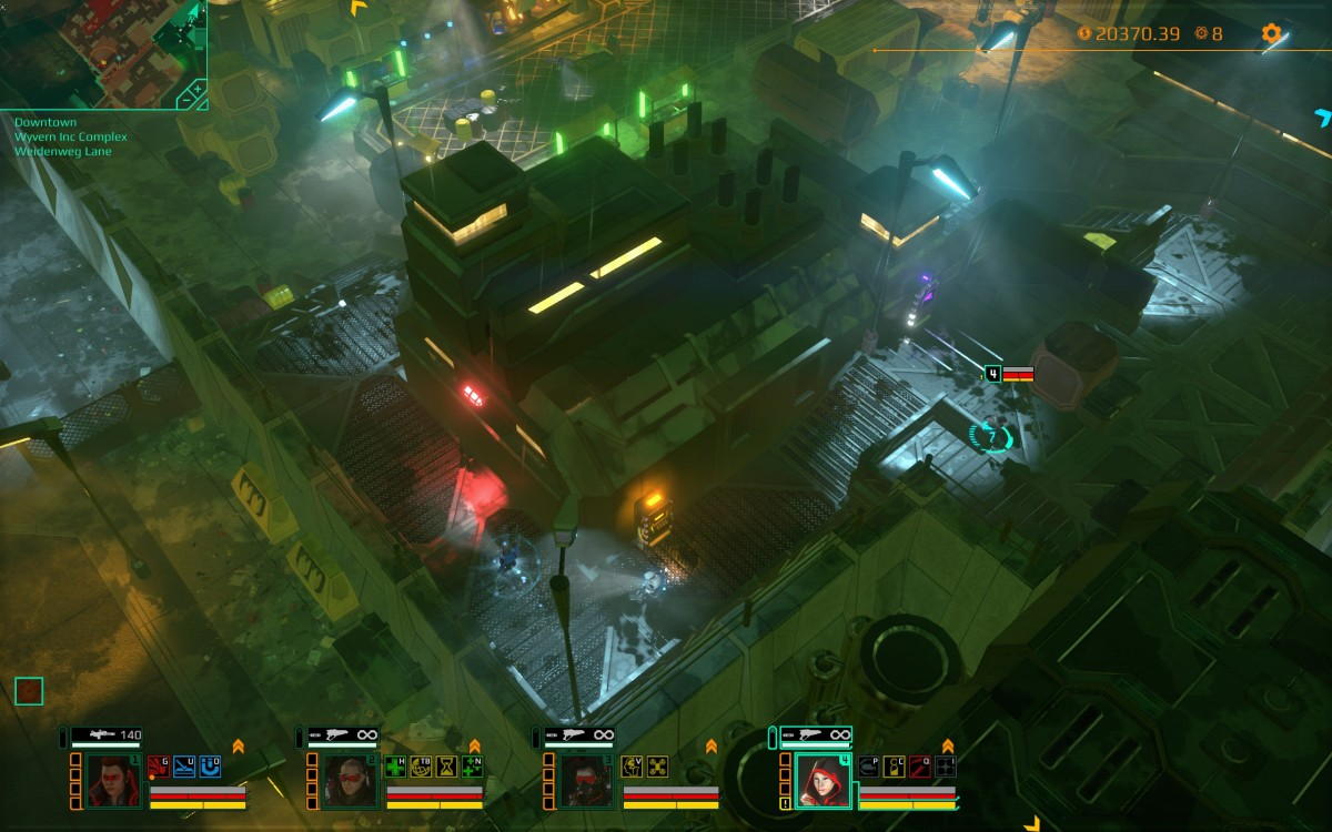 Review : Satellite Reign