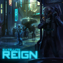 Satellitereign