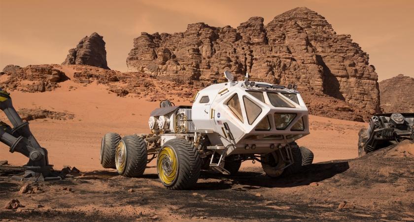 MartianLandscape