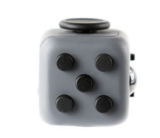 Socially Acceptable, Hi-Tech Fidgeting:  The Fidget Cube