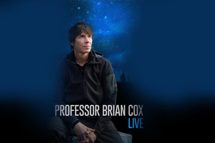 Brian Cox: Live